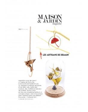 article presse Maison et jardin oct 2018