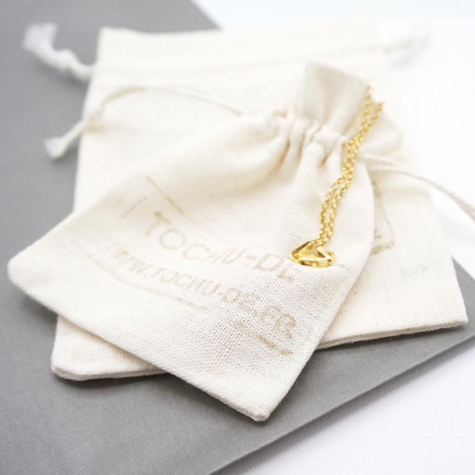 Collier - Sautoir - oiseau - origami - white